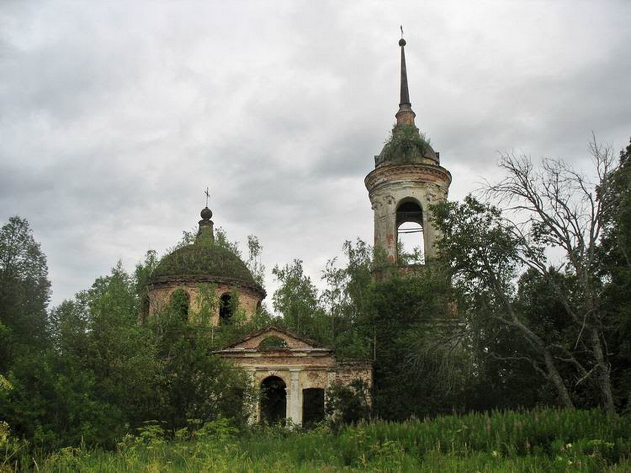 Село георгиевское костромская 9 фотография